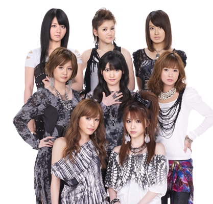 New Morning Musume Profile Pic...